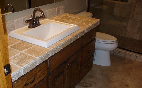 Russell remodeling llc full service remodeling custom for Bath remodel lincoln ne