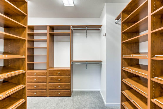 custom closet remodel, Russell Remodeling