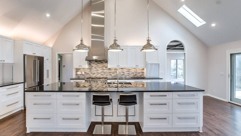 custom renovations, custom kitchen redesign Lincoln NE