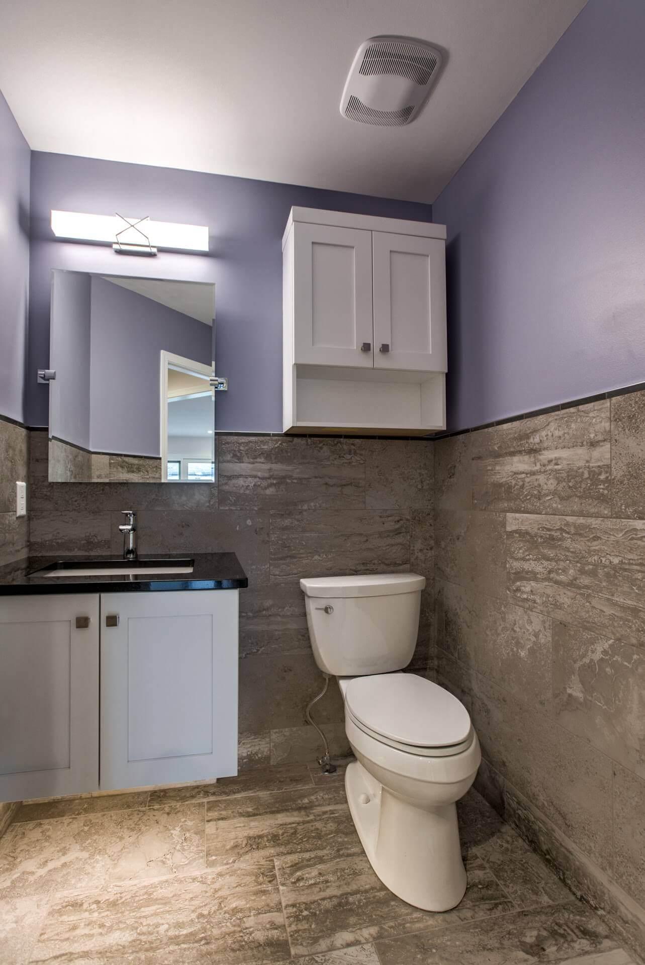 custom renovations bathroom