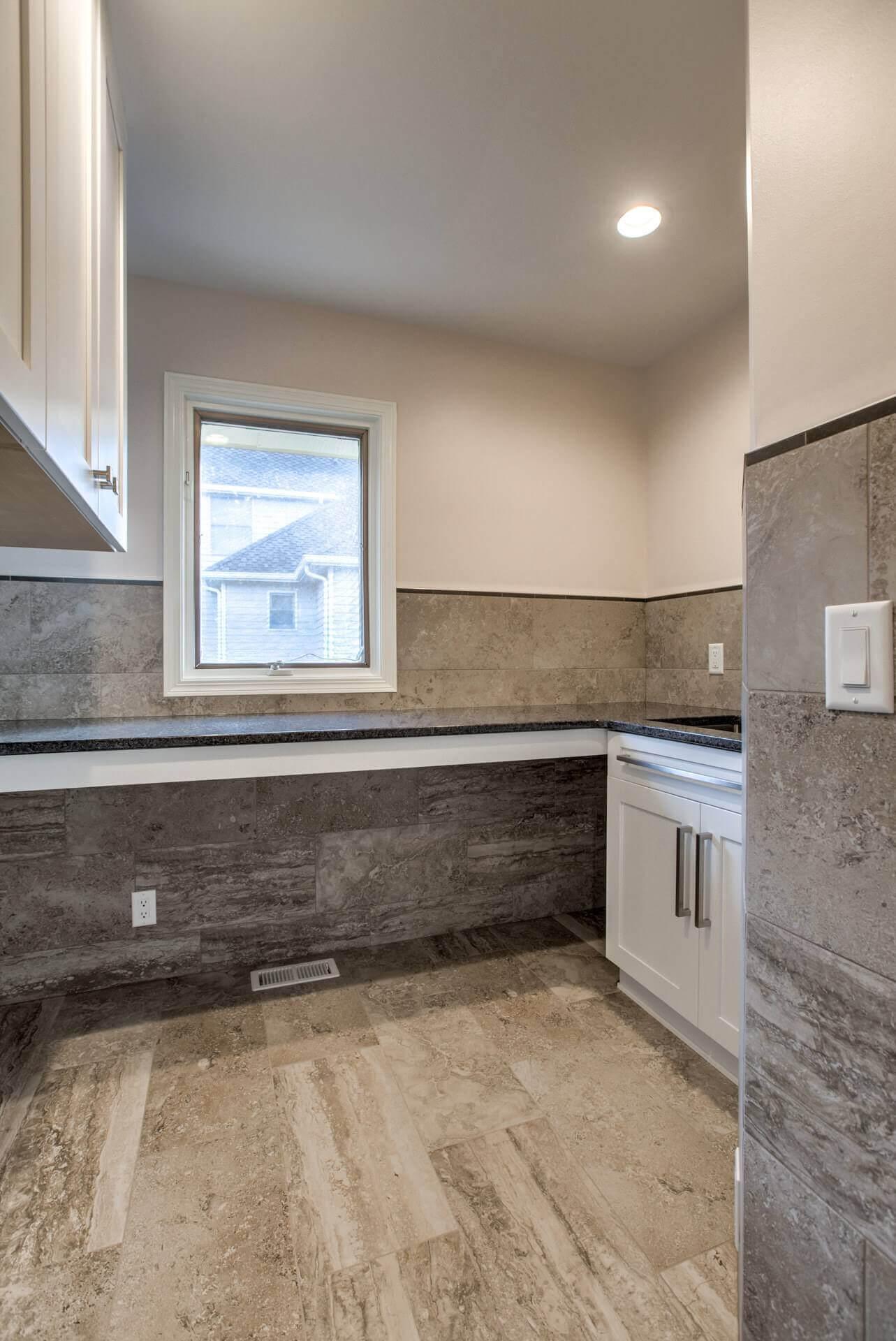 custom renovations mud room