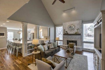 French Country Remodel Lincoln