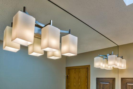 bathroom light fixures