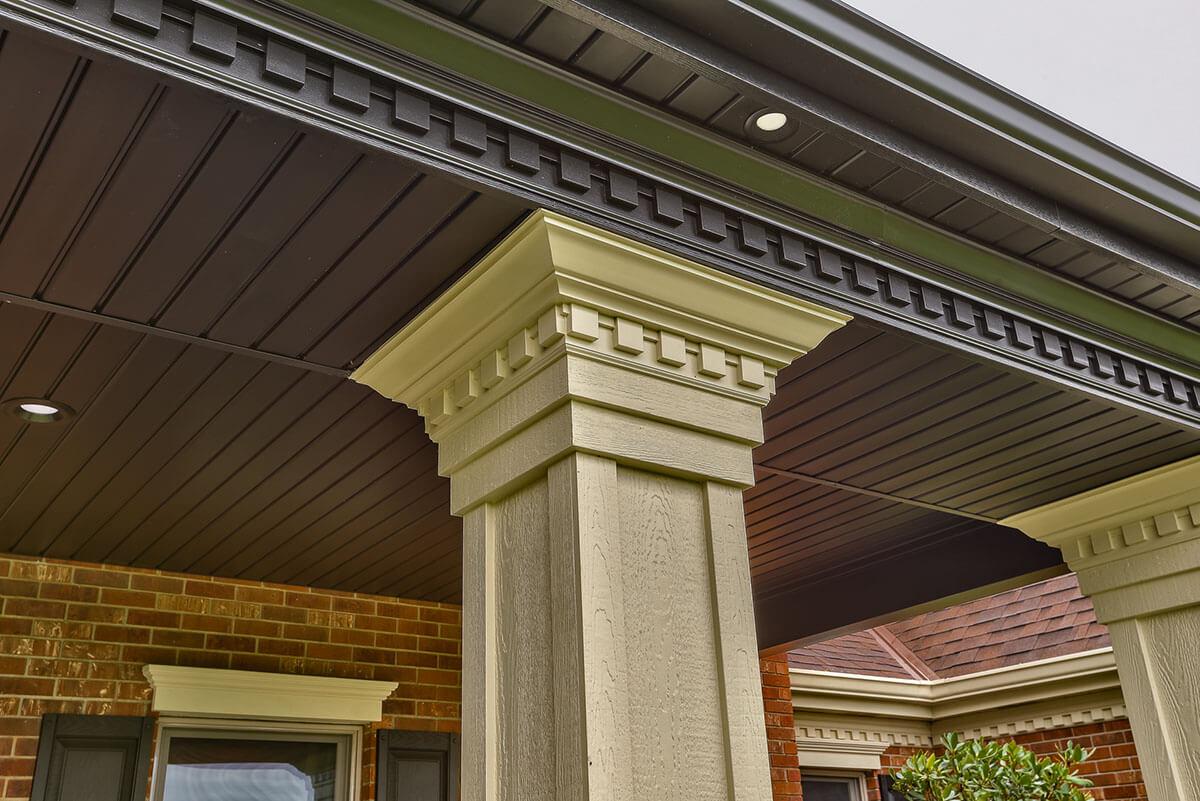 porch columns