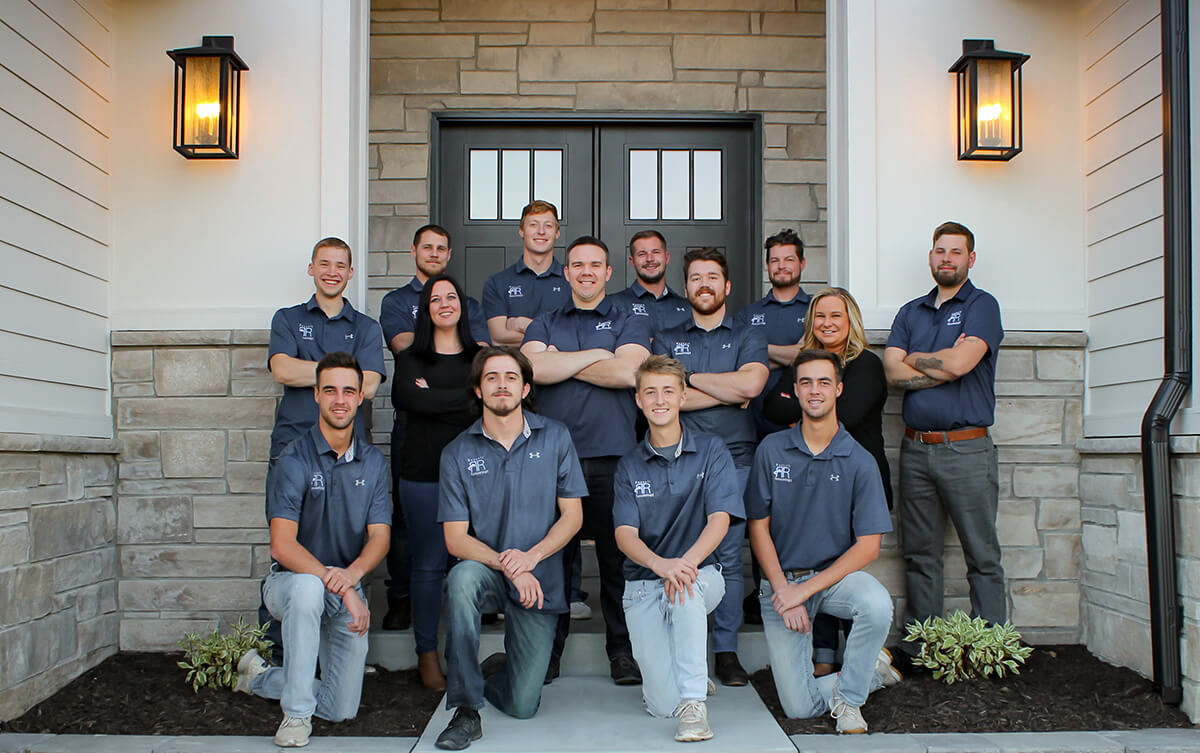 Russell Remodeling team